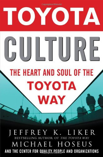 Toyota Culture Cover