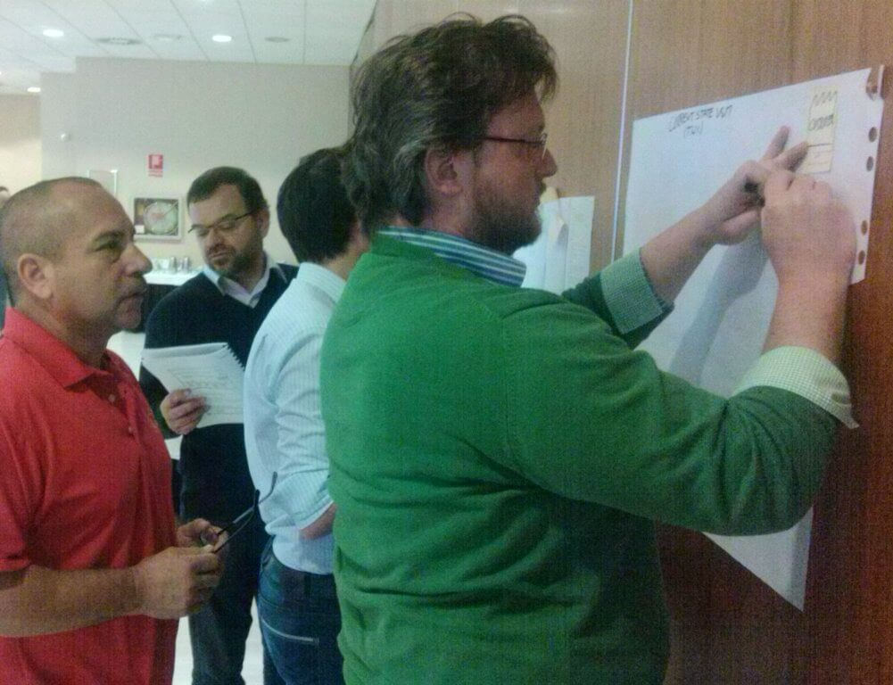 Real Value Stream Mapping