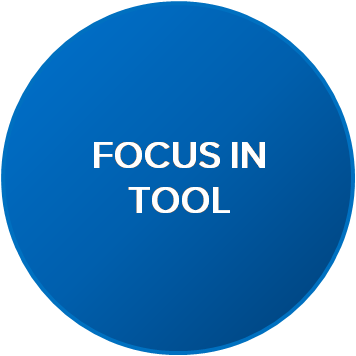 Focus in Tools