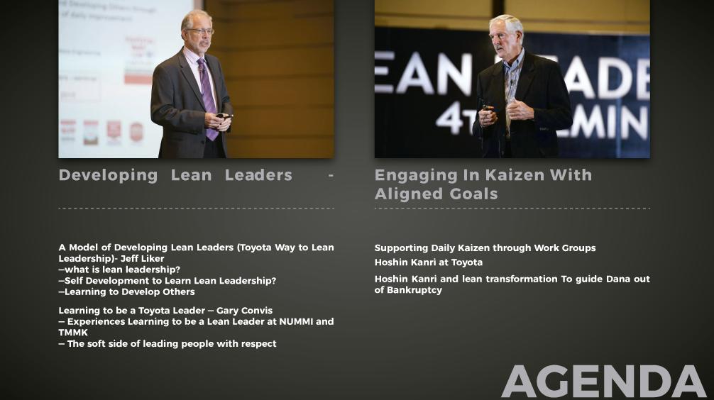 che lean-leadership